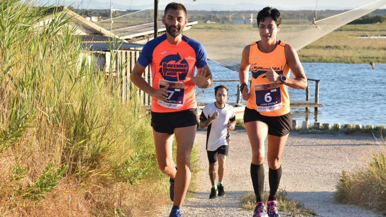 (Italiano) «Ravenna Park Run», lo sport nella magia della natura