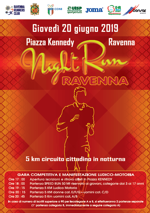 Ravenna Night Run