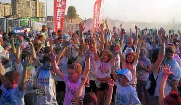 (Italiano) «COLOR4FUN» Ravenna, è stata una festa colorata per tante famiglie