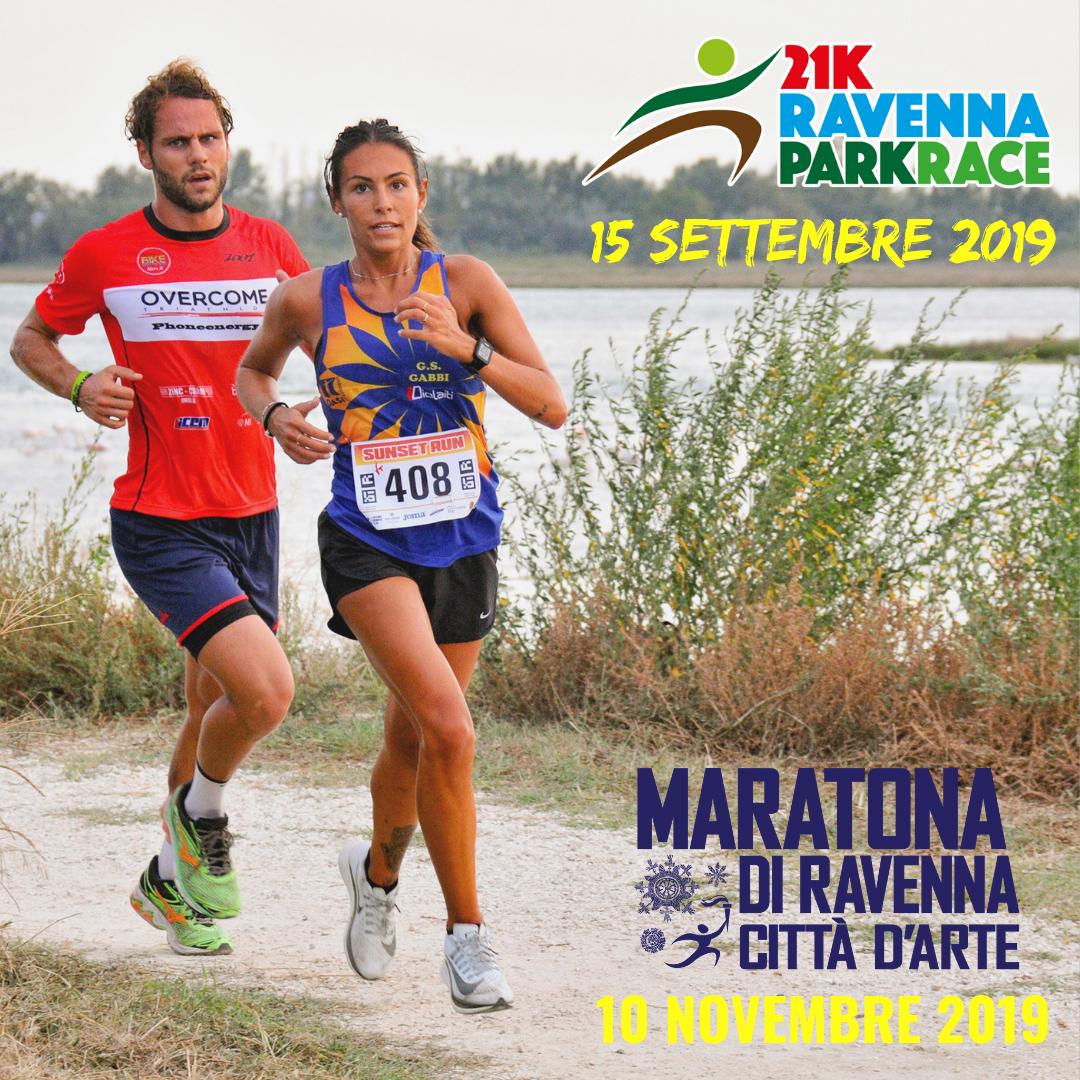 (Italiano) Ravenna Park Race e Maratona in un solo pacchetto iscrizione