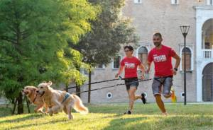 «DOGS & RUN» DEL 9 NOVEMBRE AVRÀ UNA SUA BELLISSIMA MEDAGLIA IN MOSAICO