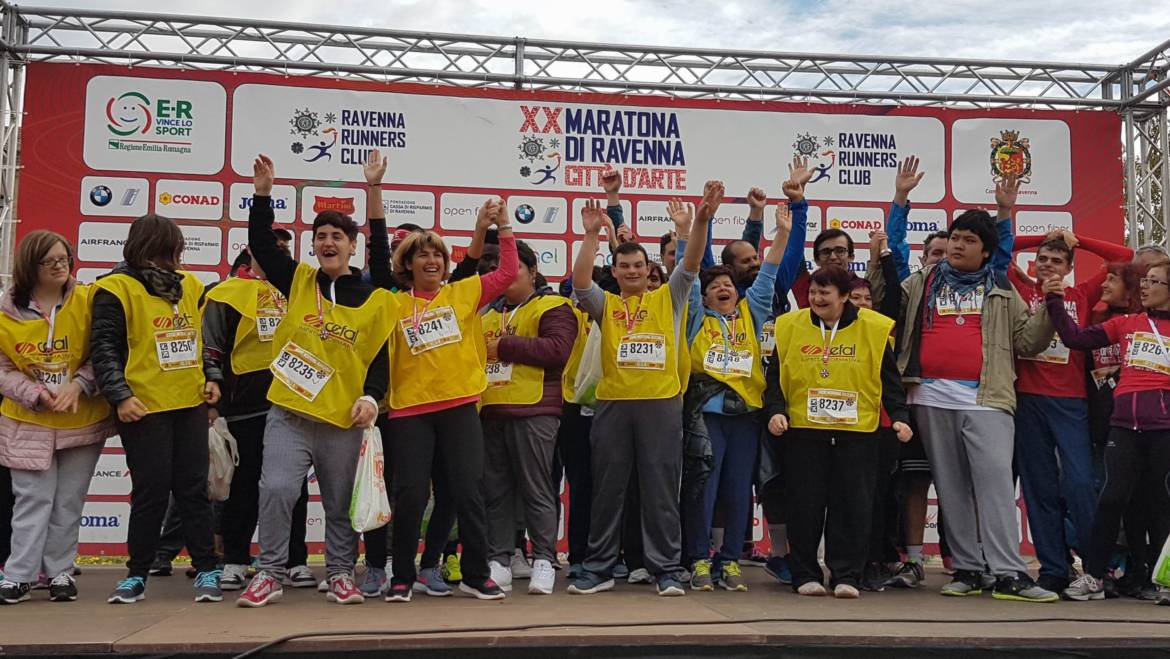 «RUNNING WITHOUT FRONTIERS», DISABILITY GOES INTO ROAD BETWEEN SPORT AND SOCIAL