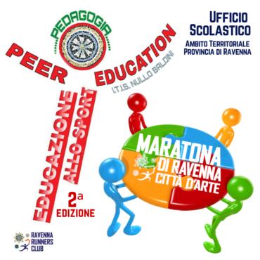 (Italiano) SCUOLE SECONDARIE DI RAVENNA E MARATONA INSIEME PER IL «POTENZIALE EDUCATIVO DELL'ATTIVITÀ MOTORIA»