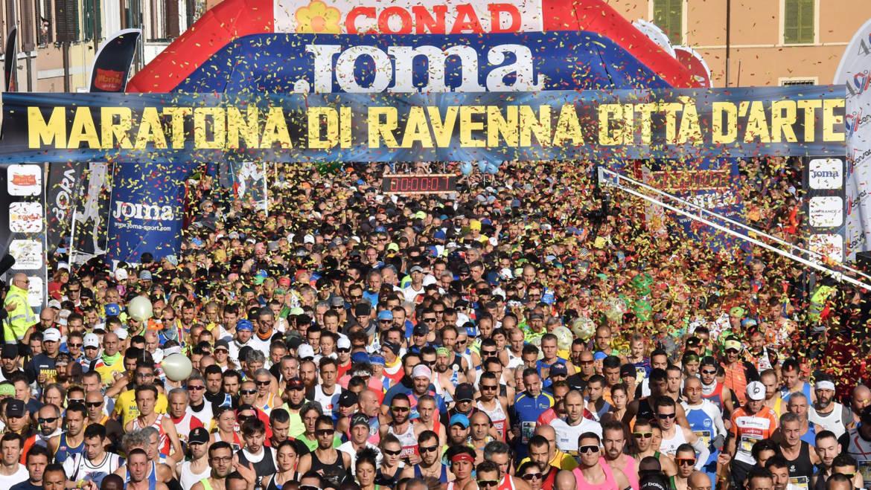(Italiano) UN'EDIZIONE INCREDIBILE, ORA TUTTI GIÀ AL LAVORO PER LA MARATONA DI RAVENNA 2020