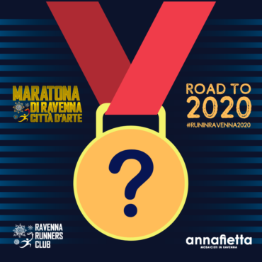 THE TENTH WONDER! WE PRESENT THE RAVENNA 2020 MARATHON MEDAL