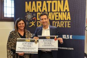 MUSICAL SCHOOLS AND BANDS, AWARDS FOR THEIR PARTICIPATION IN THE RAVENNA MARATHON 2019