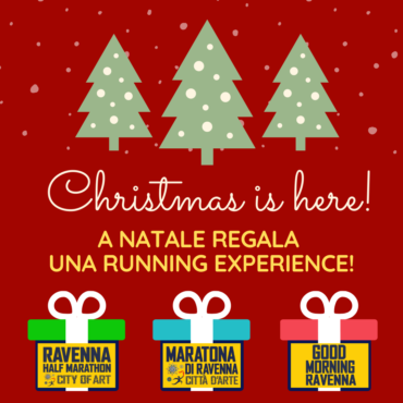 GIVE OR GIVE THE EMOTIONS OF THE RAVENNA MARATHON!