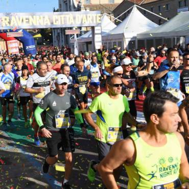 RAVENNA MARATHON INSERTED IN THE INTERNATIONAL CALENDAR OF EVENTS OF THE ABBOTT WORLD MARATHON MAJORS WANDA AGE GROUP QUALIFICATION