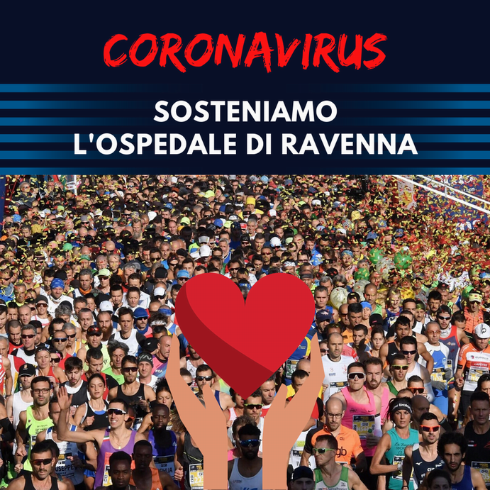 «Ravenna has given us a lot, now it's up to us», we help the hospital