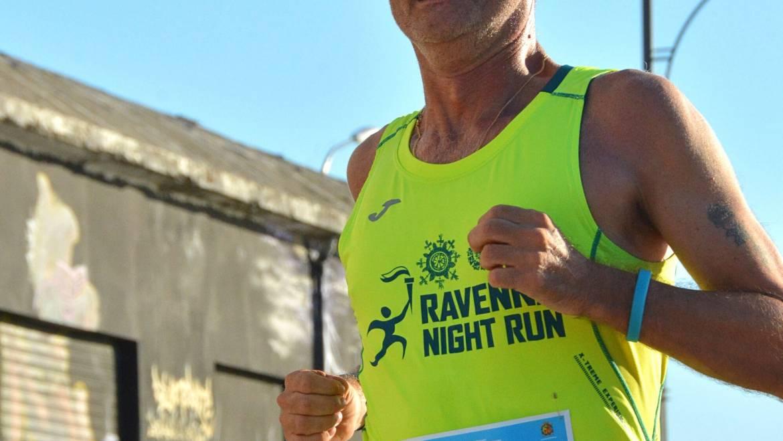 """Friday 28 August """"Run in the Sea"""" at the Porto Corsini Dam"""