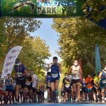 RAVENNA PARK RACE, A FANTASTIC EDITION FOR RETURNING TO SAFETY