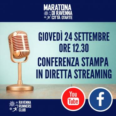 LIVE STREAMING PRESS CONFERENCE ON 24 SEPTEMBER