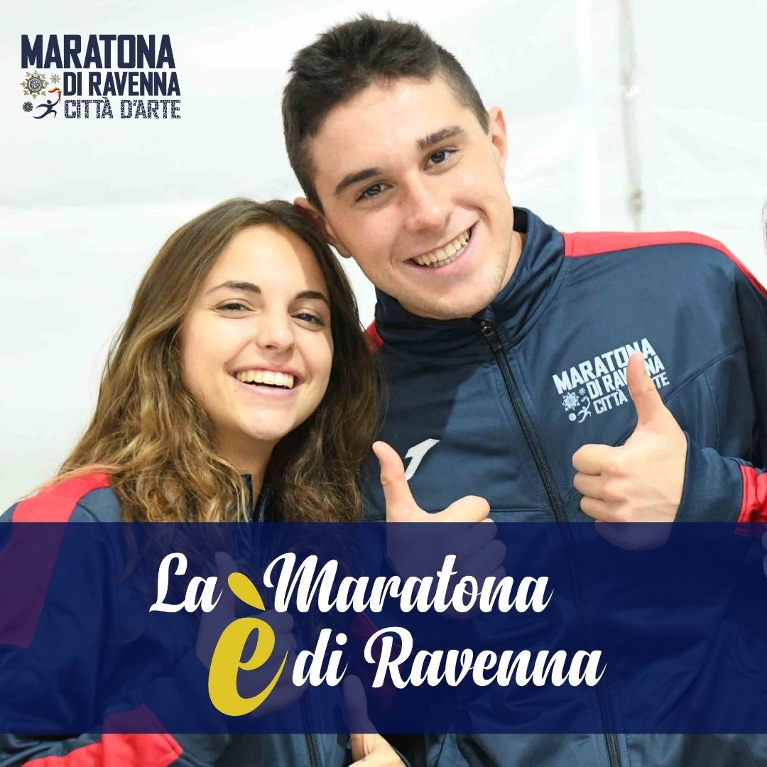 VOLUNTEERS AND ASSOCIATIONS IN SUPPORT OF THE RAVENNA MARATHON 2020