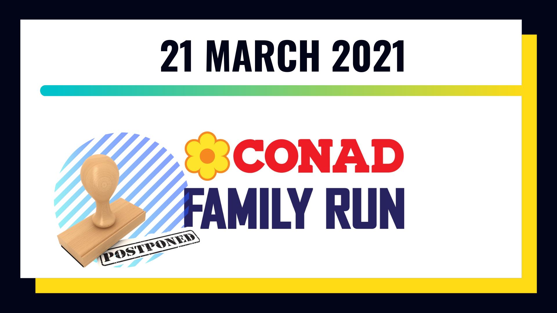 CONAD FAMILY RUN