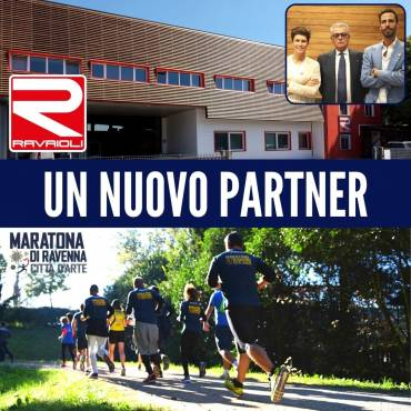 Ravaioli Legnami new partner of Ravenna Marathon City of Art