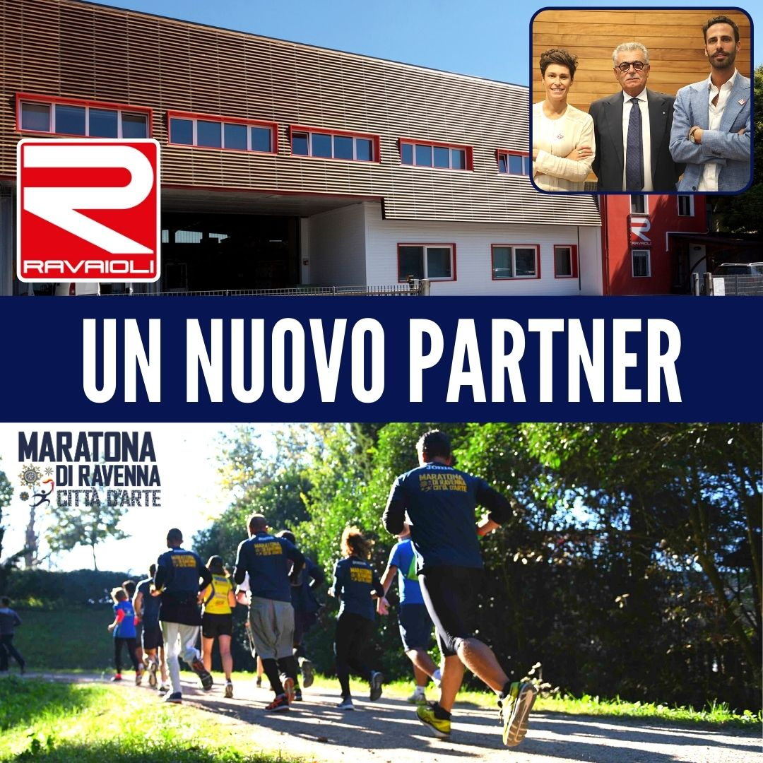 Ravaioli Legnami new partner of Ravenna Marathon City of Art