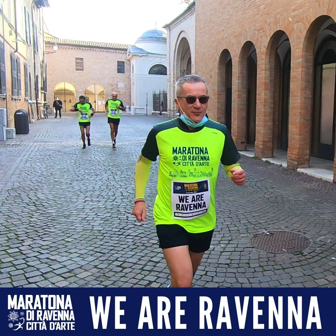 WE ARE RAVENNA, SUNDAY NOVEMBER 8TH THEY HAVE RUN