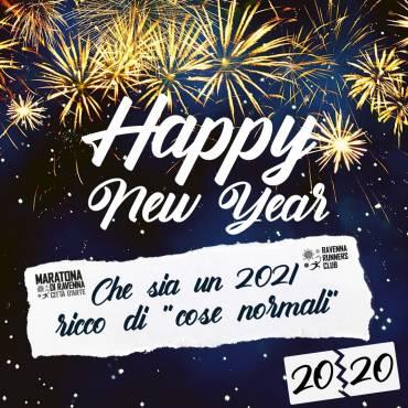 """AUGURI PER UN 2021 DI TANTE COSE """"NORMALI"""""""