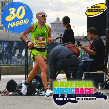 RAVENNA MUSIC RACE, SUNDAY 30 MAY THE 10,5KM FROM DARSENA