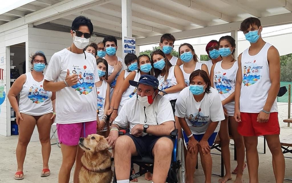 Laura Spada e Samuele Battelli, una 100 Km di solidarietà