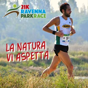 RAVENNA PARK RACE, ON SEPTEMBER 5 THIRD EDITION OF THE TRAIL IN NATURE