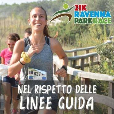 In compliance with the rules: Park Race will follow the Guidelines of the Department of Sport