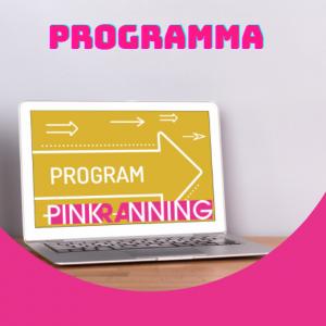 IMMAGINE PROGRAMMA PINK